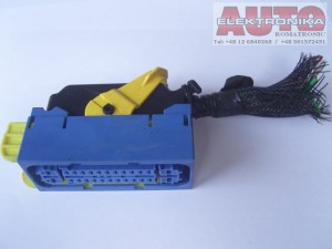 Wtyczka 1379209 do ABS Peugeot 206 CITROEN C2 C3 9641871180 10.0970-1105.3 10.0207-0002.4 5WK84105 ( 96 418 711 80 ) / 10097011053 , 10020700024 , 5WK8 4105