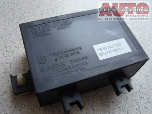 Sterownik Centralka WFS Immobilisera VW Golf Polo  Lupo Passat Vento , T4  1H0953257B 5WK4678 / 1H0 953 257 B , 5WK4 678