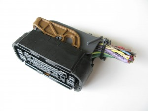 Wtyczka 6189-7027  6911-4119  do:  ABS Citroen C4 0265951829 9676231280 , 0265251154 9660934580 /  0 265 951 829 , 96 762 312 80 , 0 265 251 154 , 96 609 345 80