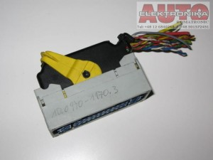 Wtyczka 1379208 do : Pompa ABS Peugeot 206 +  Citroen C3 10.0970-1170.3 , 9675185380 , 10.0207-0220.4 / 100970-11703 , 96 751 853 80 , 100207-02204
